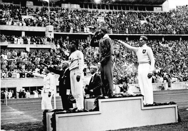 Jesse Owens, a sprawa Polska