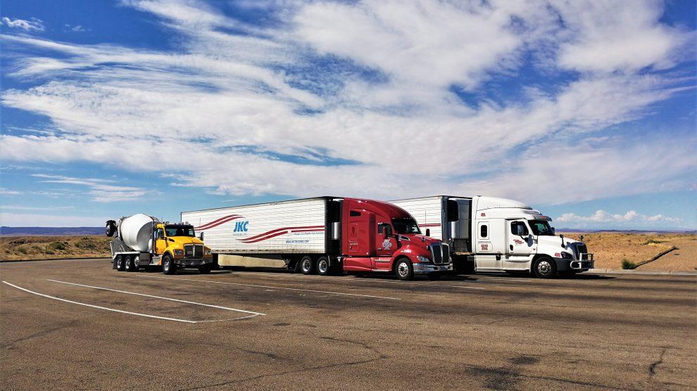 O ciężarówkach